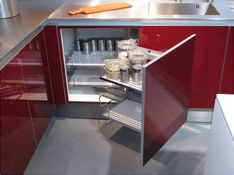 magic corner kitchen cabinet designing with kitchen corner storage units bonito designs