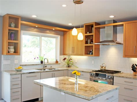 two toned kitchen cabinets pictures ideas from hgtv hgtv photos hgtv