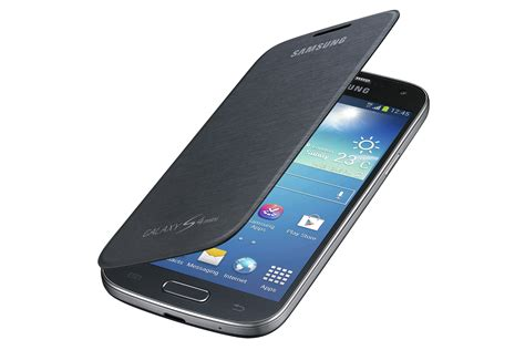 samsung flip for galaxy s4 mini black expansys uk
