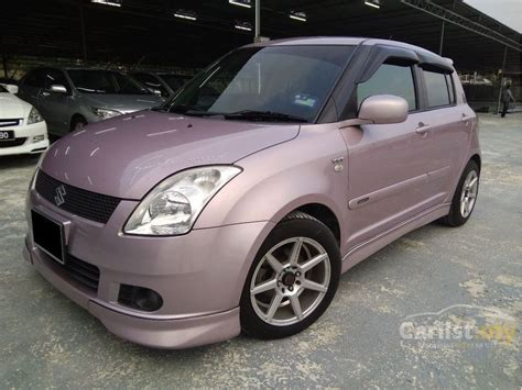 how cars engines work 2006 suzuki swift electronic valve timing suzuki swift 2006 1 5 in selangor automatic hatchback pink for rm 22 700 3601161 carlist my