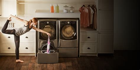 LG Washer Dryer Combo: All In One Laundry   LG USA