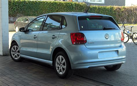 K Hlmittel Auto Vw Polo by File Vw Polo 1 2 Tdi Bluemotion V Heckansicht 7 M 228 Rz