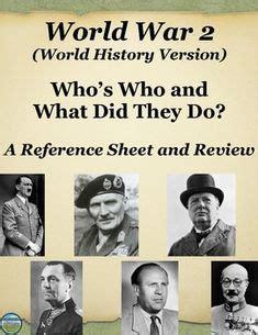 biography ks2 ww2 world war 2 causes world war ii ww2 wwii activities