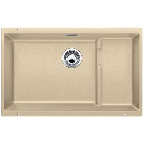 Undermount Composite Granite Kitchen Sinks Blanco Precis Undermount Granite Composite 32 In Single Basin Kitchen Sink In White
