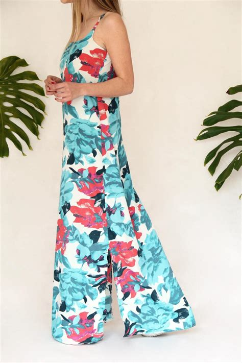 Dress Import 25603 Fresh Floral Dress enbabia floral maxi dress from buenos aires shoptiques