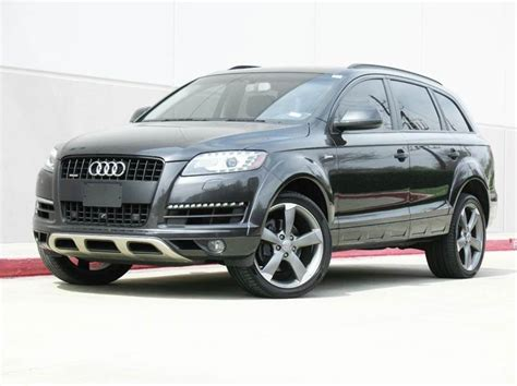 Audi Q7 Offroad by Is The 2014 15 Offroad Package Worth It Audiworld Forums