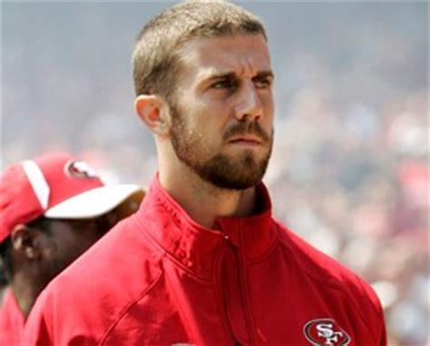 american football haircuts hairstyles alex smith american football qb