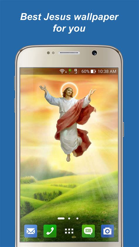 download jesus themes for android jesus wallpapers christian pictures for your mobile