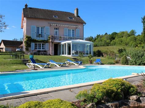 moderne terrasse 5177 maison avec piscine 13mx4 5 chauff 233 e a 28 176 vue