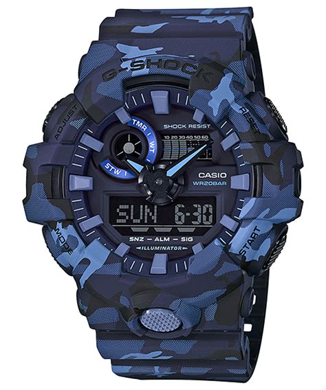 Casio G Shock Ga 700 2a Original ga 700cm 2a special color models g shock timepieces