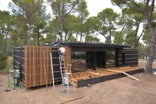 Pop Up Homes pop up house une maison 224 monter en seulement 4 jours