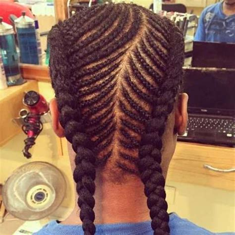 african fishtail braid fishtail braid hairstyles for short black hair