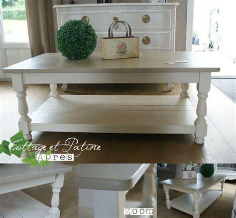 Moderniser Table Basse En Bois by Une Table Basse Qui A Du Quot Chien Quot Avant Apr 232 S Cottage