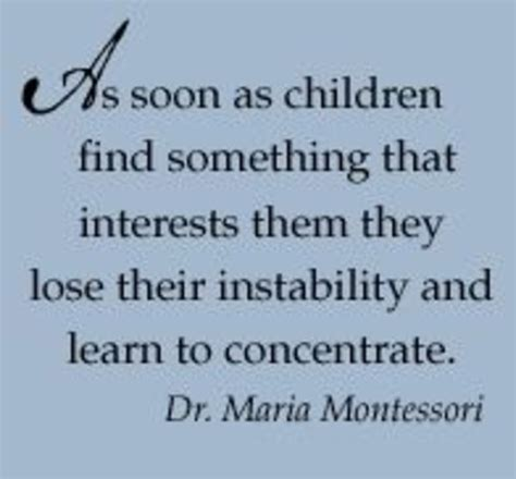 Printable Montessori Quotes | 25 best ideas about montessori quotes on pinterest
