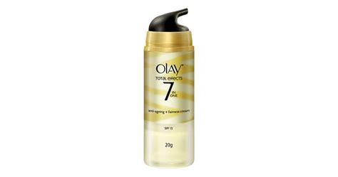 Olay Total Effect Anti Ageing Fairness Review vieillissement de la peau olay total effects 7 cr 232 me anti 226 ge