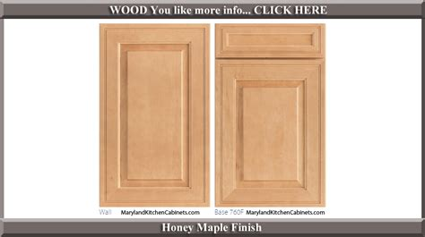 honey maple kitchen cabinets 760 maple cabinet door styles and finishes maryland