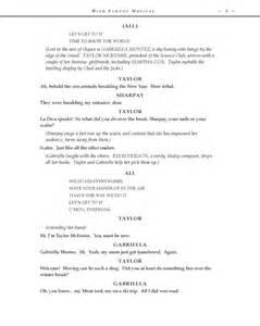 disney theatrical licensing musical
