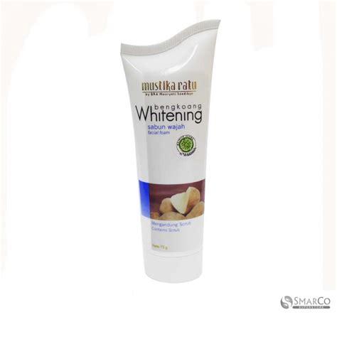 Serum Wajah Mustika Ratu detil produk mustika ratu sabun wajah whitening mr kb