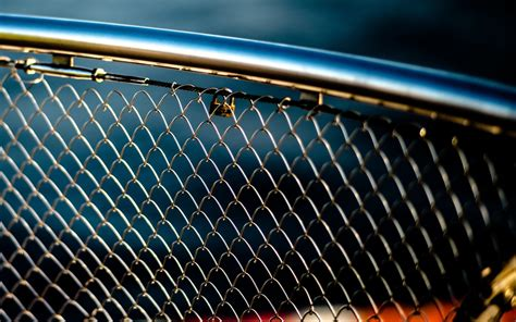 wire background wire and wood fences wallpaper