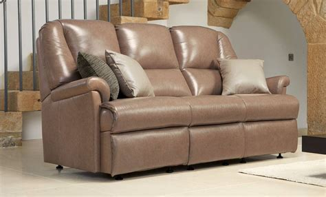 sherborne sofas sherborne milburn leather suite sofas chairs recliners