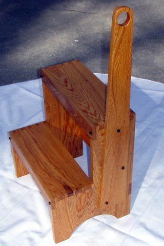 shaker step stool based   plan  time life