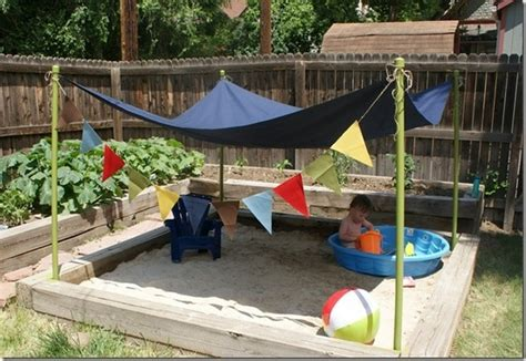 toddler backyard sandbox ones backyard