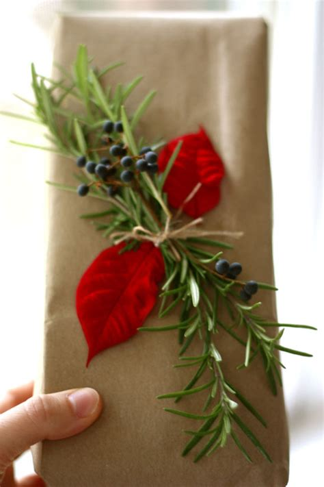 brown paper bag gift wrap ideas with brown paper bags sewing