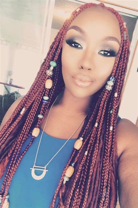 women braids with beads 1468 best black hairstyles for women images on pinterest