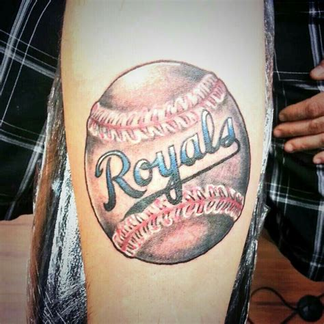 kansas city tattoos kansas city royals tattoos