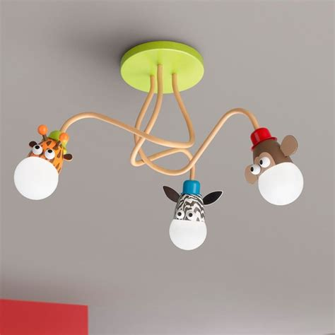 Animal Ceiling Light Safari Animals Ceiling Light By Shades Of Light