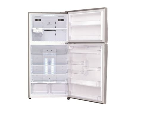 lg gn m602gpc with green ion door cooling refrigerator