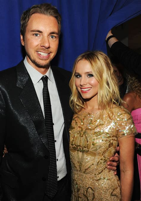 kristen bell husband kristen bell and husband dax shepard attended the cmt