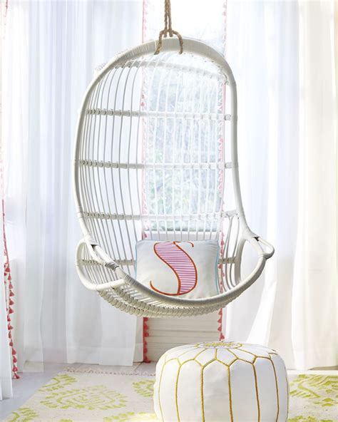 wicker hanging chairs for bedrooms hanging rattan chair 450 for sj room with pink accents