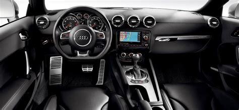 Audi Tt 2013 Interior by 2013 Audi Tt Pictures Cargurus