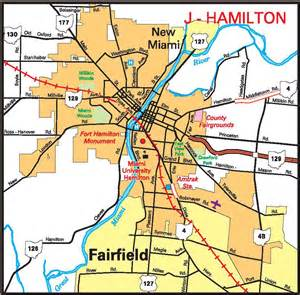 Hamilton Ohio Map by Pages 2011 2014 Ohio Transportation Map Archive