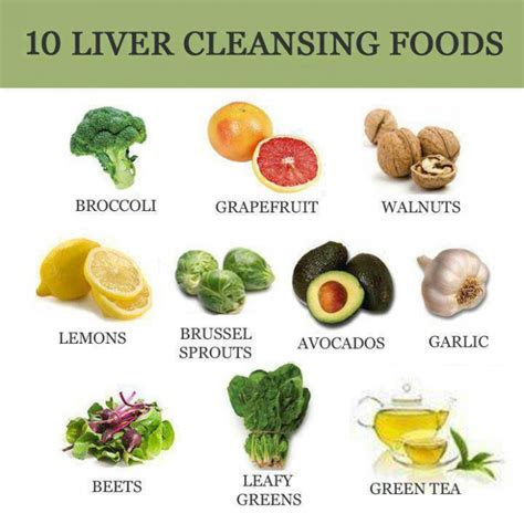 Which Fruits And Vegetables Will Detox Your Liver by Fruits Archives Health Images