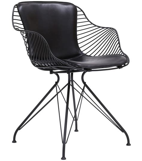 wire dining chairs wire o d dining chair milia shop