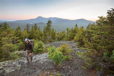 hiking  katahdin woods  waters national monument