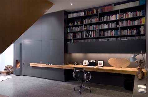sikawa home business design built in home office ideas by paul raff studio
