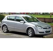 2004 2006 Holden Astra AH CDX 5 Door Hatchback