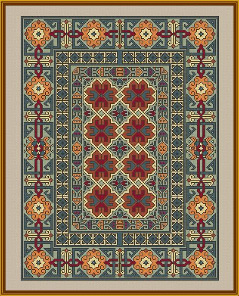 cross stitch rug 1000 images about embroidery cross stitch rugs on charts tapestries and perler