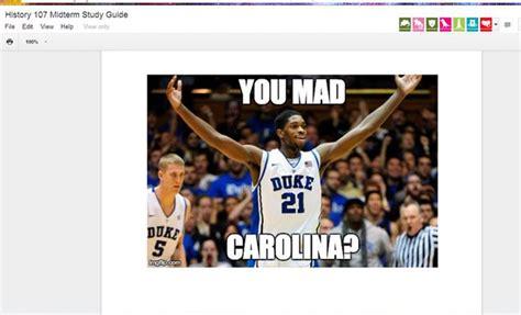 Duke Basketball Memes - duke fan meme