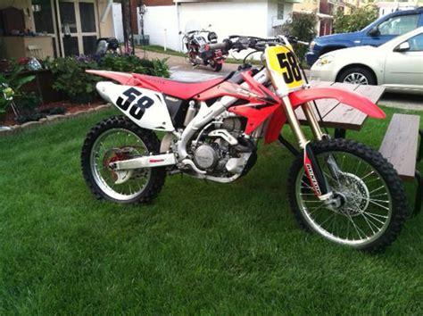 450 motocross bikes for sale 2006 honda crf 450 dirt bike for sale on 2040 motos