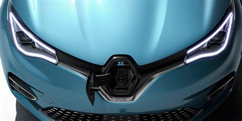 Renault Zoe 2020 2 by 2020 Renault Zoe 45