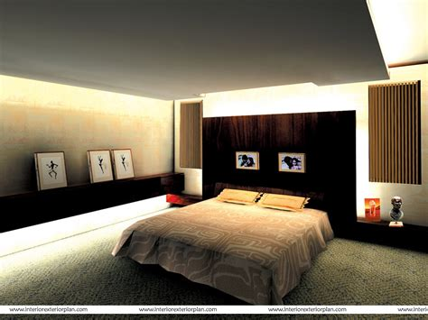 free bedroom design interior exterior plan clutter free modern bedroom design