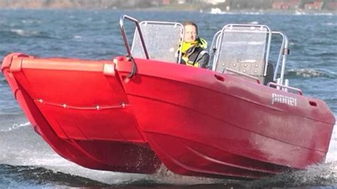 pioneer boats youtube pioner multi gen 3 in asia to sea trial in asia contact