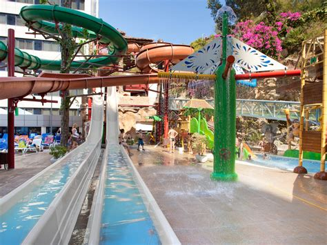 rock gardens benidorm magic aqua rock gardens hotel photos official website