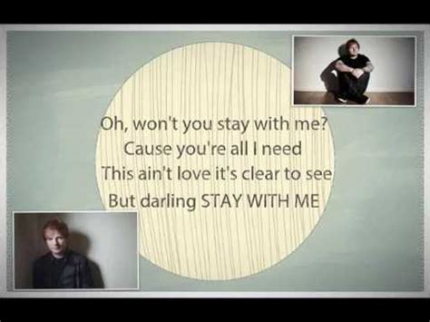 download mp3 ed sheeran stay with me ed sheeran cover stay with me lyrics youtube
