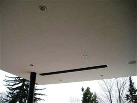 chauffage radiant plafond chauffage infrarouge exterieur encastr 233 dans un plafond