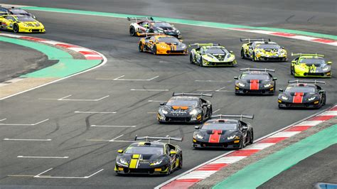 lamborghini race the new leaders of the lamborghini super trofeo middle